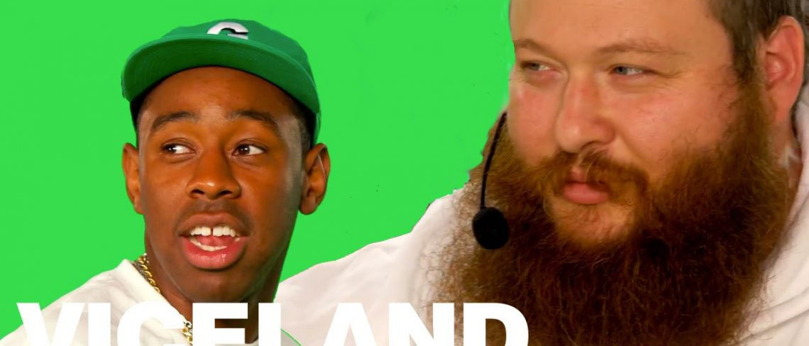 Unexplained Structures: Action Bronson and Friends watch Ancient Aliens
