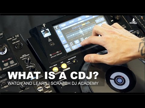 What Is A CDJ?